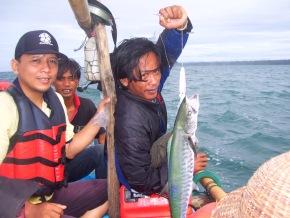 bersama team (TPP)perjalanan menuju enclave pengekahan way haru lambar 2009